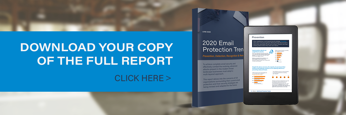 2020 email trends report blog banner